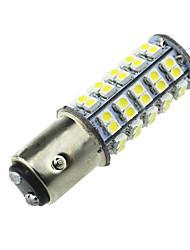 4x BAY15D branco super brilhante 1157 SMD 68-cauda do carro luz de freio parada lâmpada LED 12v
