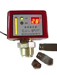 Fluxo de sinal de pressão diferencial interruptor