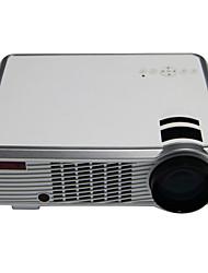 2000lumens llevó el mini proyector portátil led33-02 LCD de alta definición de cine en casa proyector HDMI