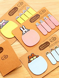 Creative Stationery Cute Cartoon Kraft Paper N Times Stickers Guest Article