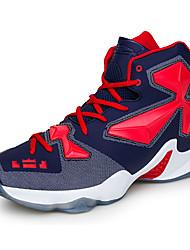 Unisex-Sneaker-Lässig-Tüll-Flacher Absatz-Komfort-Blau Gelb Grün Silber Schwarz und Rot