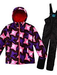Sports Ski Wear Swimwear / Ski/Snowboard Jackets / Clothing Sets/Suits Kid's Winter Wear Classic Winter ClothingThermal / Warm /