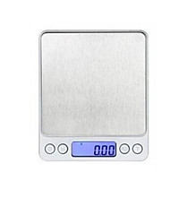 Precision Kitchen Electronics Scale(Weighing Range: 1000G/0.1G)