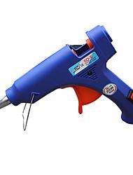 thermofusible pistolet à colle pas de batterie inclus aucune batterie requise ne jetable