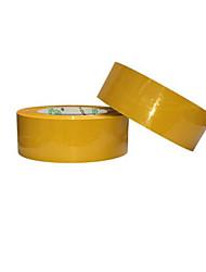 45 milímetros de largura 25 milímetros de espessura de fita bege (dois volumes vendidos)