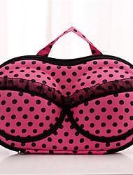 portable de stockage de sous-vêtements Voyage pression de la boîte de mise en forme de preuve, soutien-gorge, sac de rangement