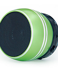 Automotive Supplies Wireless Bluetooth Speaker Mini Portable Outdoor Subwoofer Random Colors