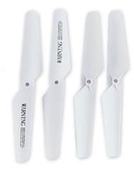 4PCS/Set General  X705C White Plastic