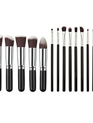 High Quality 13pcs Face Makeup Brush Set Powder Blush Contour Foundation Brush for Face Color Cosmetics