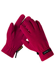 Ski Gloves Winter Gloves Women's / Men's / Unisex Activity/ Sports Gloves Keep Warm Botack® Ski & Snowboard Canvas / FleeceCycling Gloves