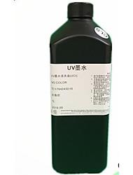 taiwan bico materiais uv fluido de limpeza de tinta limpeza cabeça de impressão uv hidratante fluido líquido de limpeza 1 litro