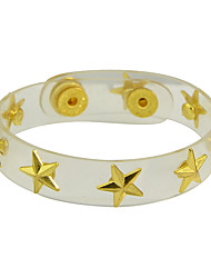 Stars Charms Adjustable Bangles