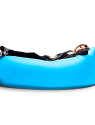 Fast Inflatable Sofa Bed Sofa Creative Outdoor Sleeping Bags Beach