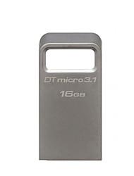 kingston 16gb 32gb 64gb pen drive 128gb usb 3.1 memory stick metal micro memoria usb 3.0 chiavette usb de alta velocidade