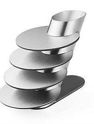Stainless Steel Eat Mat Oblique Circular Cup Mat