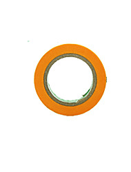 Yellow Color Other Material Packaging & Shipping 12MM*18M*100pcs Tape