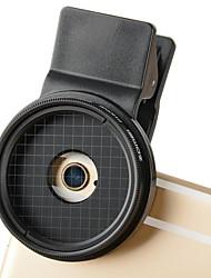 zomei® 37 mm x 8 clip lumière d'étoile iphone lense pour iphone / caméra smartphone Android