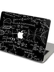 MacBook Front Decal Sticker Black-White For MacBook Pro 13 15 17, MacBook Air 11 13, MacBook Retina 13 15 12