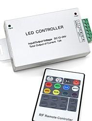 1шт 20key РФ беспроводной пульт дистанционного управления для SMD3528 SMD5050 RGB светодиодные ленты Lights (DC 12-24В 12а)
