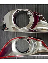 модифицировано специальный противотуманная фара противотуманная фара рама абс 2011-14 покрытие перед чжи уг