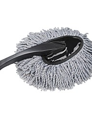 ziqiao cera de fibra nano auto wassen borstel stof borstel auto mop REINIGING auto schoon gereedschap