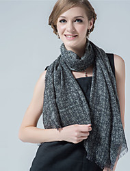 Alyzee  Women Acrylic ScarfFashionable Jewelry-B4019