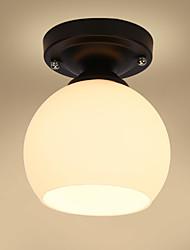 E26/E27 Flush Mount Modern/Contemporary / Globe  for Bedroom / Dining Room / Kitchen / Entry / Hallway