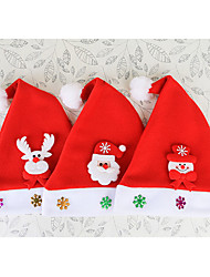 Child Cartoon Christmas Hat