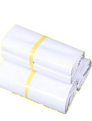 caliente recomiende a prueba de agua bolsas de mensajería lechosas bolsas de mensajería taobao 17 * 30