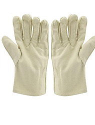 Increased Wear Non-slip Canvas Work Gloves        5 Pairs Selling