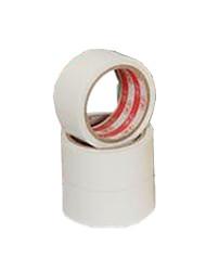 dois 48mm PVC branco * fitas piso 16m por embalagem