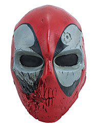 Halloween Mask Resin  1pc Hand Made Horror Cosplay Halloween Cosplay Masks Mask Black Friday Luxury Mask
