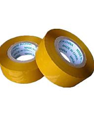 5 centímetros * fita de vedação amarela 25 milímetros