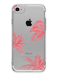 Para Funda iPhone 7 / Funda iPhone 7 Plus / Funda iPhone 6 Diseños Funda Cubierta Trasera Funda Paisaje Suave TPU AppleiPhone 7 Plus /