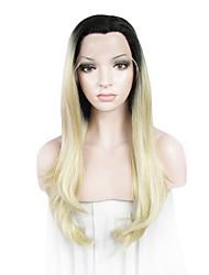 Spitze-Perücke Perücken für Frauen Blond Kostüm Perücken Cosplay Perücken