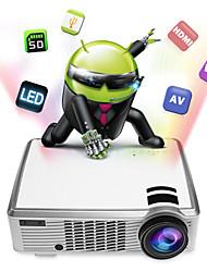 Owlenz3302 LCD Vidéoprojecteur de Cinéma FWVGA (854x480) 2000lumens LED 4:3/16:9