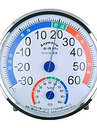 (Colour white)   Domestic Temperature And Humidity Meter