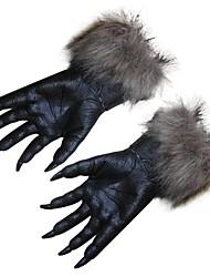 Halloween Horror Werewolf Wolf Paws Claws Party Halloween Wolf Gloves Halloween Scary Horror Cosplay Gloves