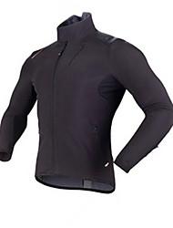 Sport Fahrradtrikot Herrn Langärmelige Fahhrad warm halten / Komfortabel Oberteile Vlies Klassisch WinterÜbung & Fitness /