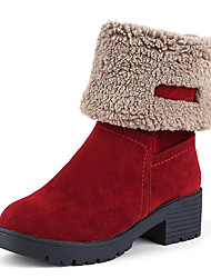 Winter Women High-top Cotton Warm Boots Snow Boots