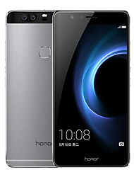 Huawei Honor V8 5.7 2K 2.5D Android 6.0 4G Metal Smartphone (Fingerprint Dual SIM Octa Core Dual 12MP 4GB 64GB 3500mAh)