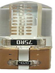 T10 задняя часть силикона свет привел в широкий свет лицензии свет чтения лампы освещения