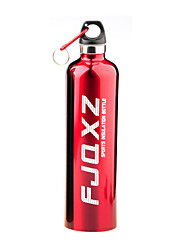 FJQXZ 750ML Stainless Steel Heat Preservation Cycling Water Bottle