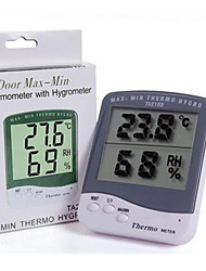 WINYS TA218D Large Screen Display Thermometer Electronic Thermometer Hygrometer