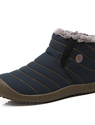 Big Size Men Cotton Warm Boots Snow Boots Ankle Boots