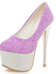 Women's Heels Spring / Summer / Fall / Winter Heels / Platform / Novelty /  Customized Materials/ Party & Evening /