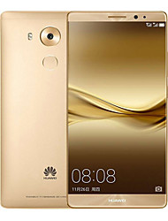 "HUAWEI MATE8 6.0 "" Android 6.0 Smartphone 4G (Double SIM Huit Cœurs 16MP 4Go + 64 GB Marron / Doré)"
