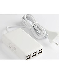 OEM A Fil Others Desktop smart 6A6USB fast charge Blanc
