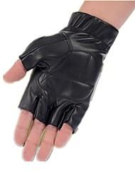 protection anti-dérapant sportives en plein air des gants demi doigt