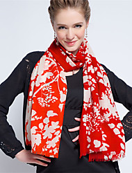 Alyzee  Women Wool ScarfFashionable Jewelry-B5033